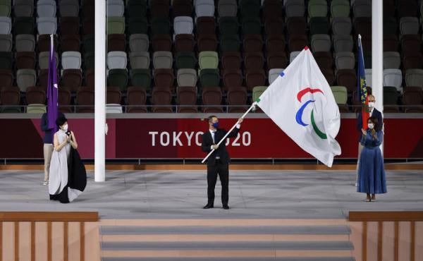 东京残奥会闭幕